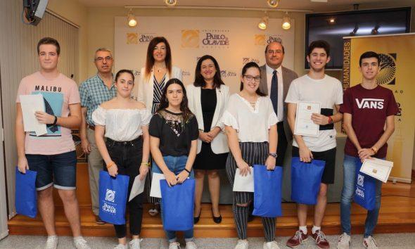 AionSur IES-Arahal-1-590x354 El IES La Campiña, de Arahal, Premio Humanitas 2019 de la Pablo de Olavide Arahal Educación  destacado