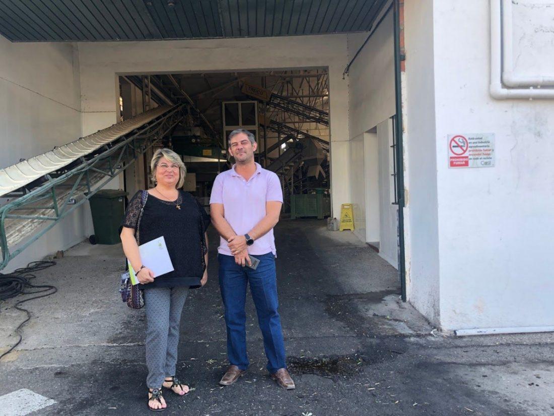 AionSur IMG_8073-compressor La Cooperativa San Isidro Labrador de Marchena trabaja para implantar un pionero plan de igualdad Empresas Marchena  destacado