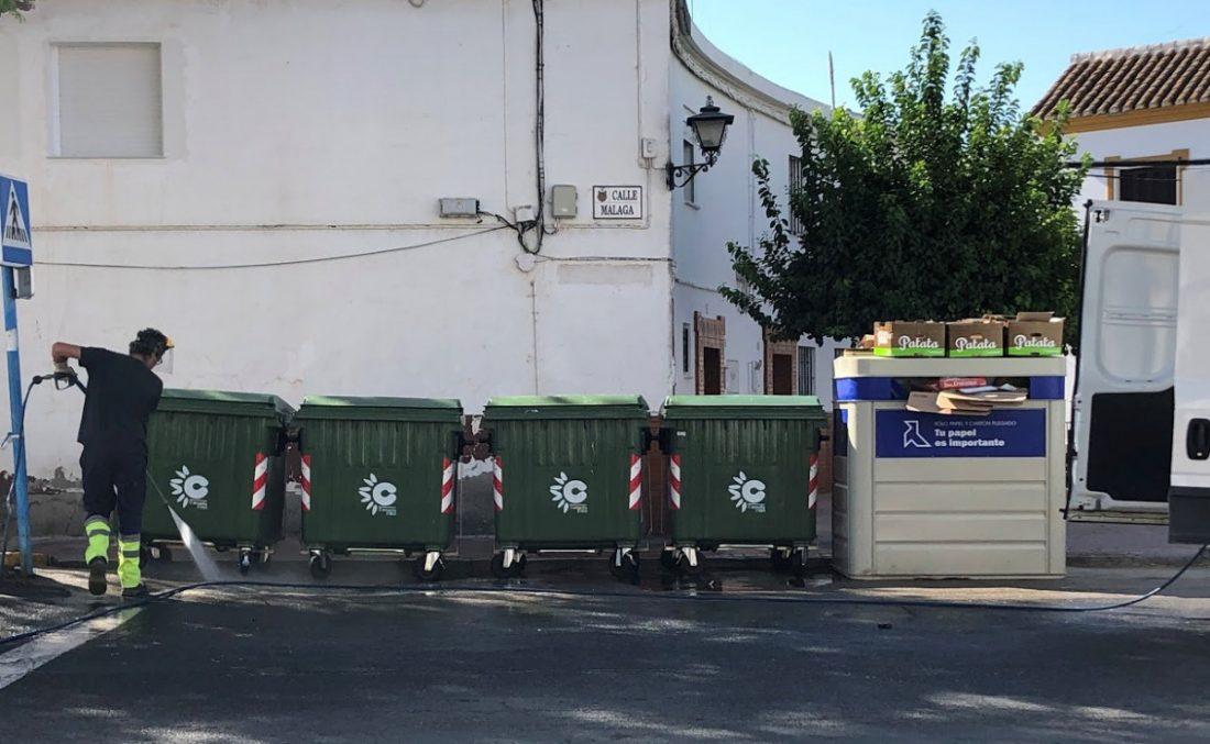 AionSur IMG_8091 Arahal abre el plazo para la bonificación de las tasas de recogida de basura Arahal