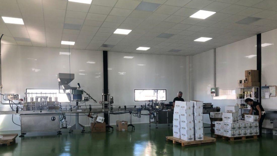 AionSur IMG_8676-compressor Enoro y Ginoro estarán en la mayor feria de alimentación de China Arahal Empresas  destacado