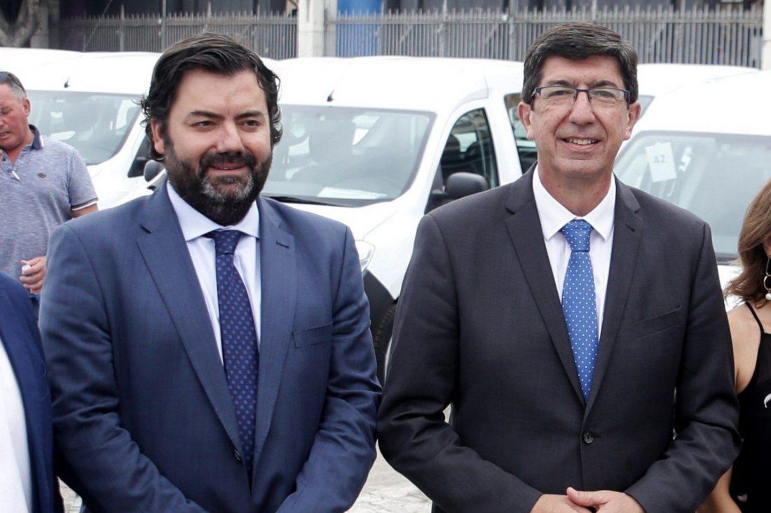 AionSur Marin-Lopez-Sidro-compressor Lora de Estepa contará con más de 35.000 euros para paliar las consecuencias de los temporales Sierra Sur