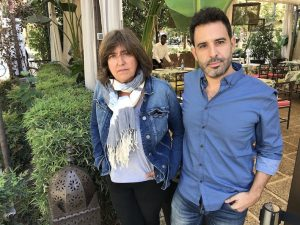AionSur Menese-directores-3-300x225 Un documental refleja la importancia de José Menese y su aportación al flamenco Cultura La Puebla de Cazalla