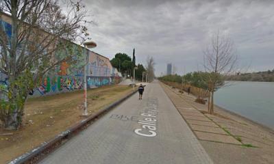 AionSur Sevilla-Paseo-JUan-Carlos-I-400x240 Encuentran el cadáver de un hombre en Sevilla, el segundo en tres días Sevilla Sucesos