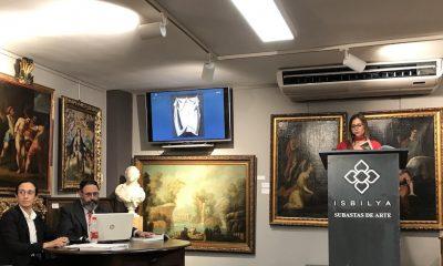 AionSur Subasta-1-400x240 Queda desierta la subasta de 'La Santa Faz' inédita de Zurbarán Cultura Sevilla
