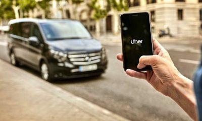 AionSur Uber-Van-400x240 Uber celebra un año en Sevilla lanzando su servicio 'Van' para grupos Economía Empresas Sevilla