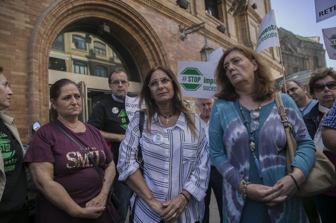 AionSur Utrera-impuesto Una vecina de Utrera pide ayuda para pagar 400.000 euros del impuesto de sucesiones Sociedad Utrera