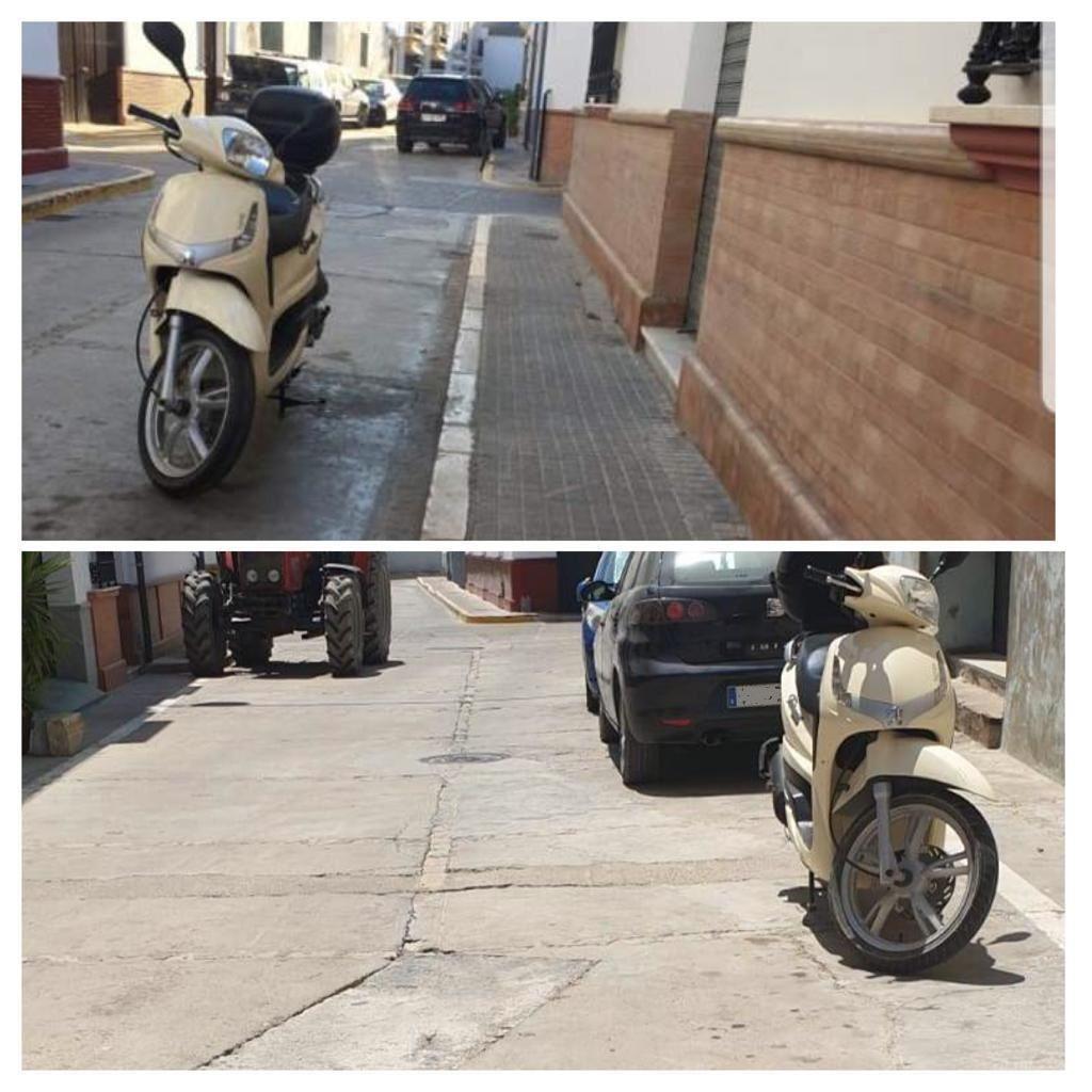 AionSur a0ed6c51-9c98-4a74-bd10-d864a75c4f81-compressor Conflicto vecinal en la calle José María Iglesias por la instalación de una señal de tráfico Arahal Sociedad  destacado