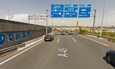 AionSur carretera-sevila-400x240 La Cuesta del Caracol será cortada el jueves durante una hora Sevilla Sociedad