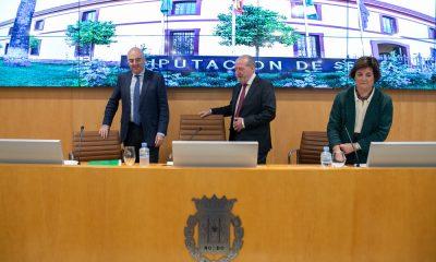 AionSur dipu-pleno-400x240 La Diputación de Sevilla muestra su rechazo en firme a los aranceles Agricultura Diputación