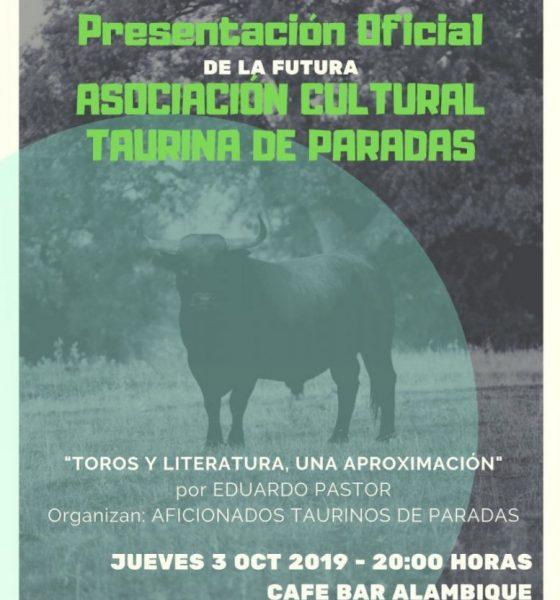 AionSur e3d74d0b-64eb-4013-bbd9-0352c1853daa-compressor-560x600 Paradas presenta su primera Asociación Cultural Taurina Agenda Paradas