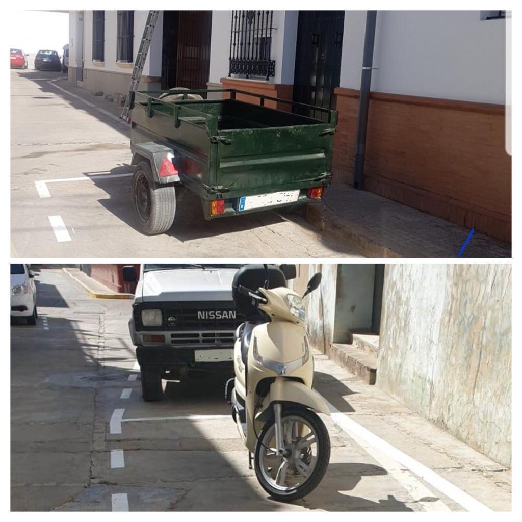 AionSur f266eeaf-2a39-4366-a037-4831f8172962 Conflicto vecinal en la calle José María Iglesias por la instalación de una señal de tráfico Arahal Sociedad  destacado