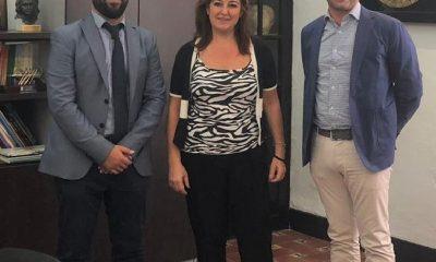 AionSur facoan-con-concejala-de-Utrera-ok-400x240 La Federación de Autónomos del Comercio presenta sus proyectos en Utrera Economía Utrera