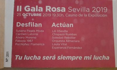 AionSur gala-rosa-400x240 Lazo Rosa organiza su II Gala Rosa contra el cáncer de mama en Sevilla Salud Sevilla