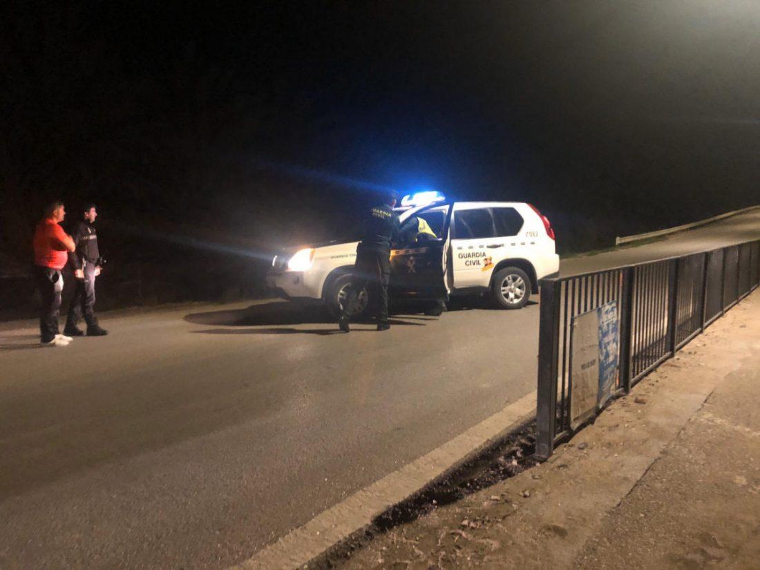 AionSur guardia-civil Dos fallecidos en un accidente entre una moto y un coche en Arahal Arahal Sucesos  destacado