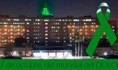 AionSur hospital-cupula-400x240 La cúpula del Virgen del Rocío se iluminará de verde por el Día Mundial contra el Dolor Salud Sevilla