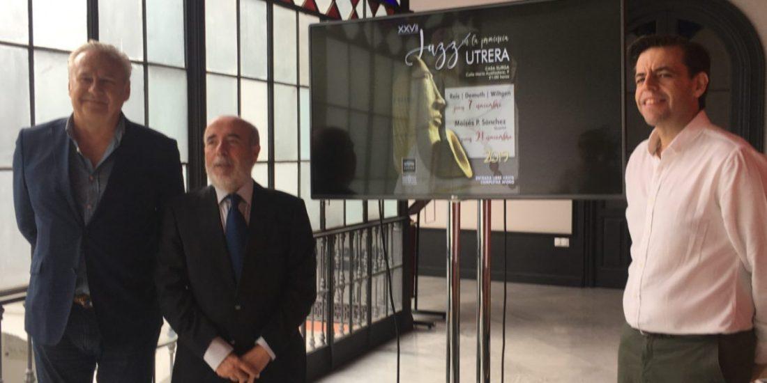 AionSur jazz-utrera Llega a Utrera el mejor jazz gracias al circuito de la Diputación Cultura Utrera