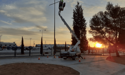 AionSur ledhermanosmachado3-compressor-400x240 Alcalá retira de su alumbrado público las lámparas de mercurio y las sustituye por tecnología led Alcalá de Guadaíra