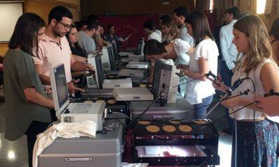 AionSur pelvitrainer3-compressor-400x240 Médicos andaluces se forman en Valme en cirugía endoscópica Hospitales Salud Sevilla