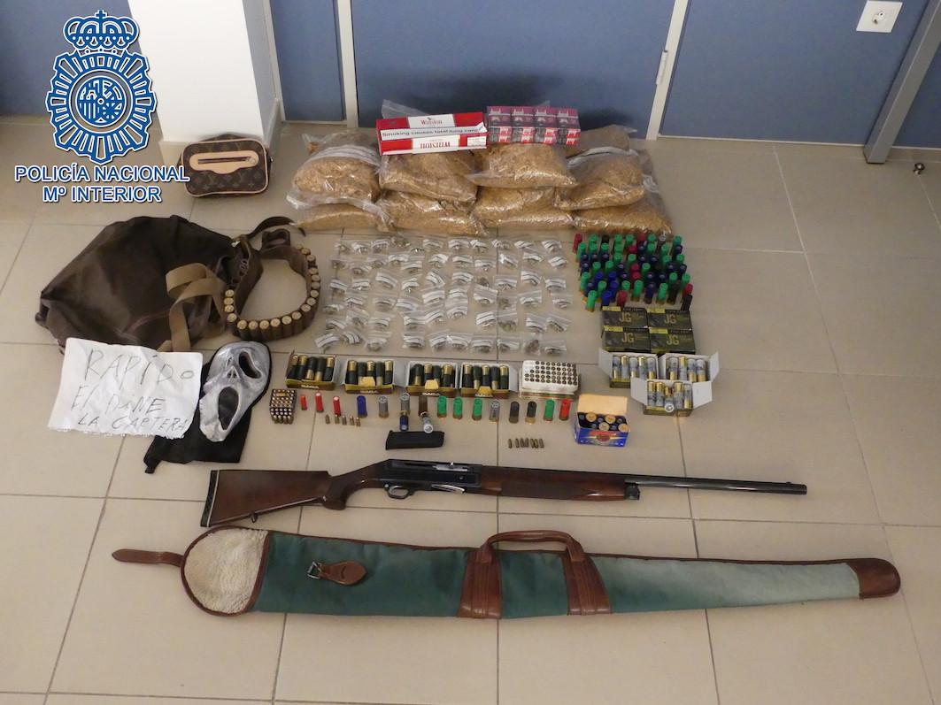 AionSur policia-escopeta-ecija-4 Detenido en Écija tras robar en un comercio con una escopeta Ecija Sucesos
