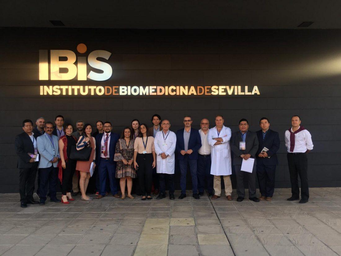 AionSur preceptorship-compressor Oncólogos mexicanos se forman en la atención del cáncer de mama en el Virgen del Rocío Hospitales Salud