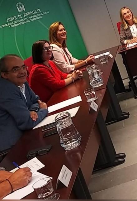 """AionSur prensa La Junta se compromete a que los pueblos de la Campiña y Sierra Sur recuperen """"sus trenes cuanto antes"""" Sociedad  destacado"""