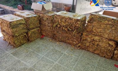 AionSur tabaco-contrabando-400x240 Cae una red de venta de tabaco picado que operaba en Sevilla, Granada y Jaén Sin categoría