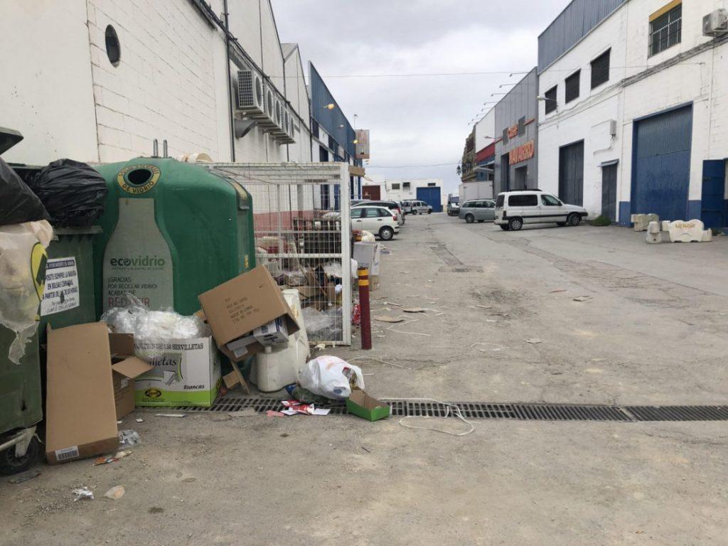 """AionSur unnamed-compressor-1-1-1024x768 Comerciantes de Arahal """"desesperados"""" por las """"graves pérdidas"""" registradas en sus negocios a causa de unas obras Arahal Sociedad  destacado"""