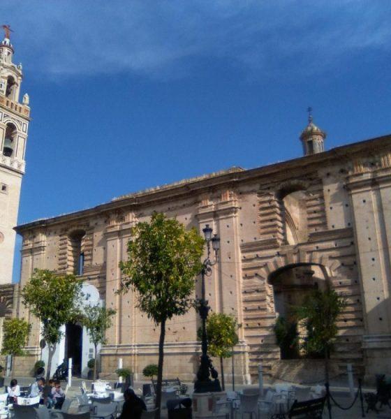 AionSur 19723223Master-compressor-560x600 Patrimonio autoriza la restauración de las cubiertas de la Parroquia Mayor de Santa Cruz de Écija Ecija  Sevilla Patrimonio Ecija