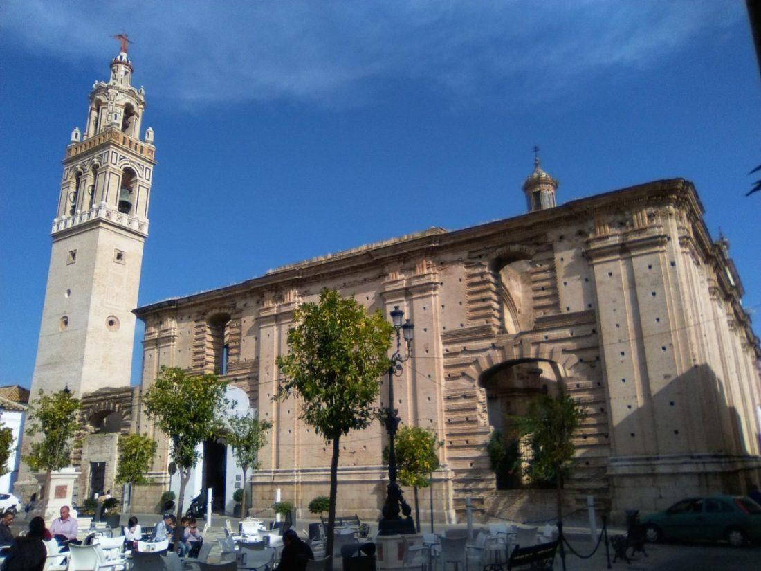 AionSur 19723223Master-compressor Patrimonio autoriza la restauración de las cubiertas de la Parroquia Mayor de Santa Cruz de Écija Ecija  Sevilla Patrimonio Ecija