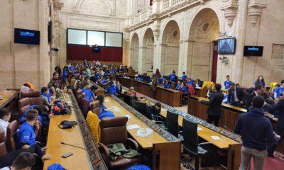 AionSur 19afdaf3-5550-437a-b8ba-73dcb42e3a52-compressor-400x240 El Parlamento Joven de Arahal, representando a la provincia en la Convención de los Derechos del Niño Arahal  destacado