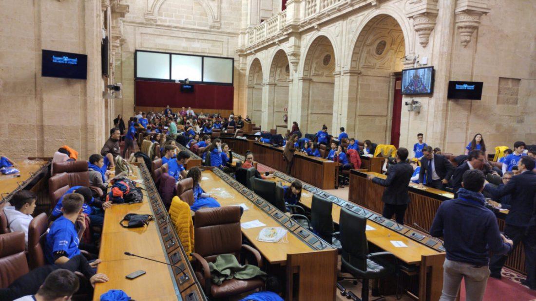 AionSur 19afdaf3-5550-437a-b8ba-73dcb42e3a52-compressor El Parlamento Joven de Arahal, representando a la provincia en la Convención de los Derechos del Niño Arahal  destacado