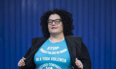 """AionSur 75491763_1427905724025666_747117957800263680_n-400x240 Antonia Alba, del Movimiento Femenino por la Igualdad Real: """"Apenas vemos minutos de silencio por menores muertos"""" Sociedad  destacado derechos niños"""