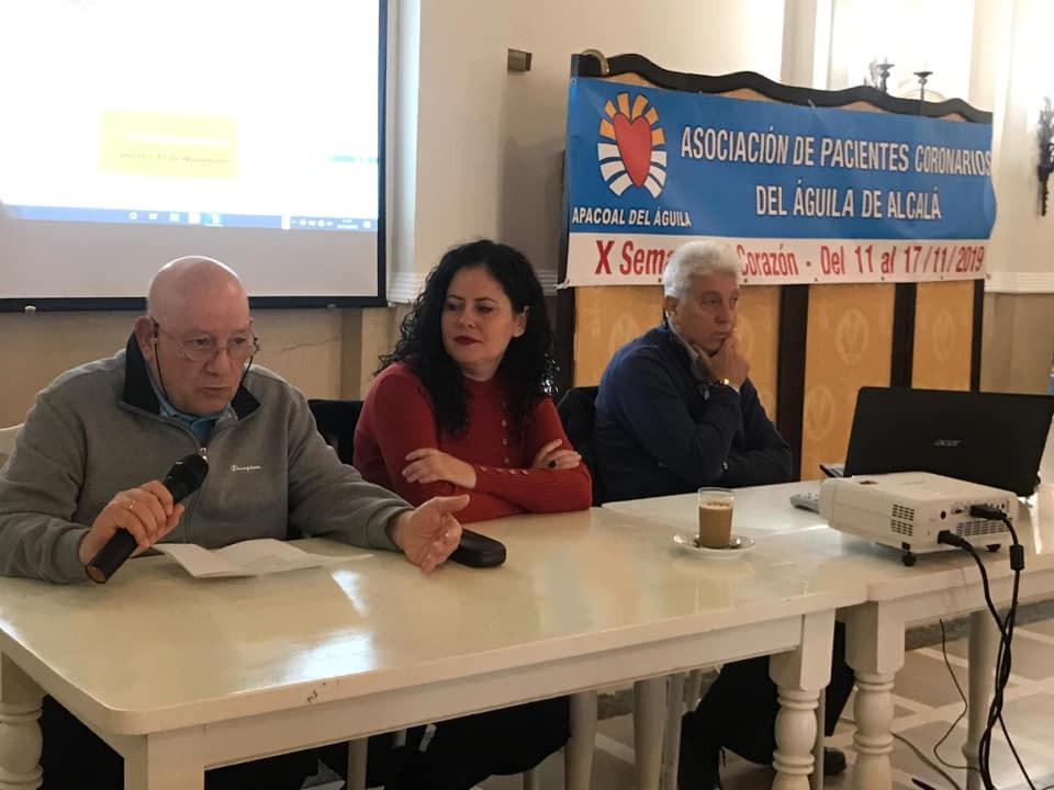 AionSur 76713937_2428790680773473_3247021024104939520_n-compressor Clausurada la X Semana del Corazón de Alcalá de Guadaíra con una sesión de rehabilitación Alcalá de Guadaíra Salud