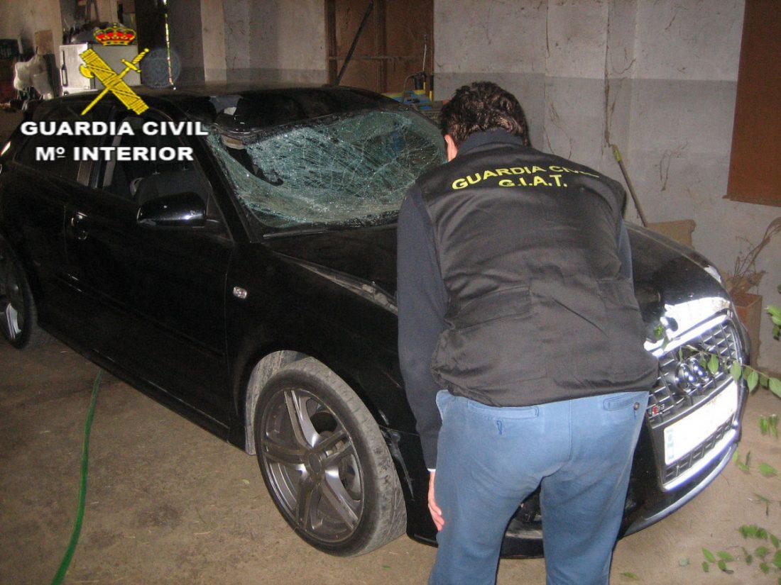 AionSur ATROPELLO-A-49 Detenido tras atropellar mortalmente a una persona en Camas y darse a la fuga Provincia Sucesos