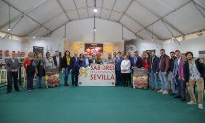 AionSur Diputacion-Feria-400x240 La Feria de la Tapa muestra lo mejor de la gastronomía sevillana en la Diputación Prodetur Provincia  destacado