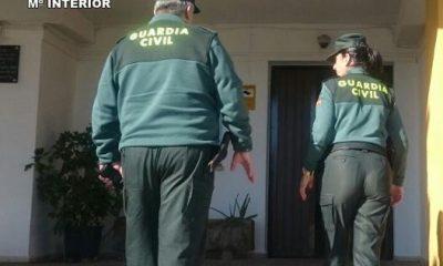 AionSur Guardia-Civil-400x240 Dos detenidos por presuntos abusos sexuales a una niña tutelada por la Junta Aljarafe Sucesos