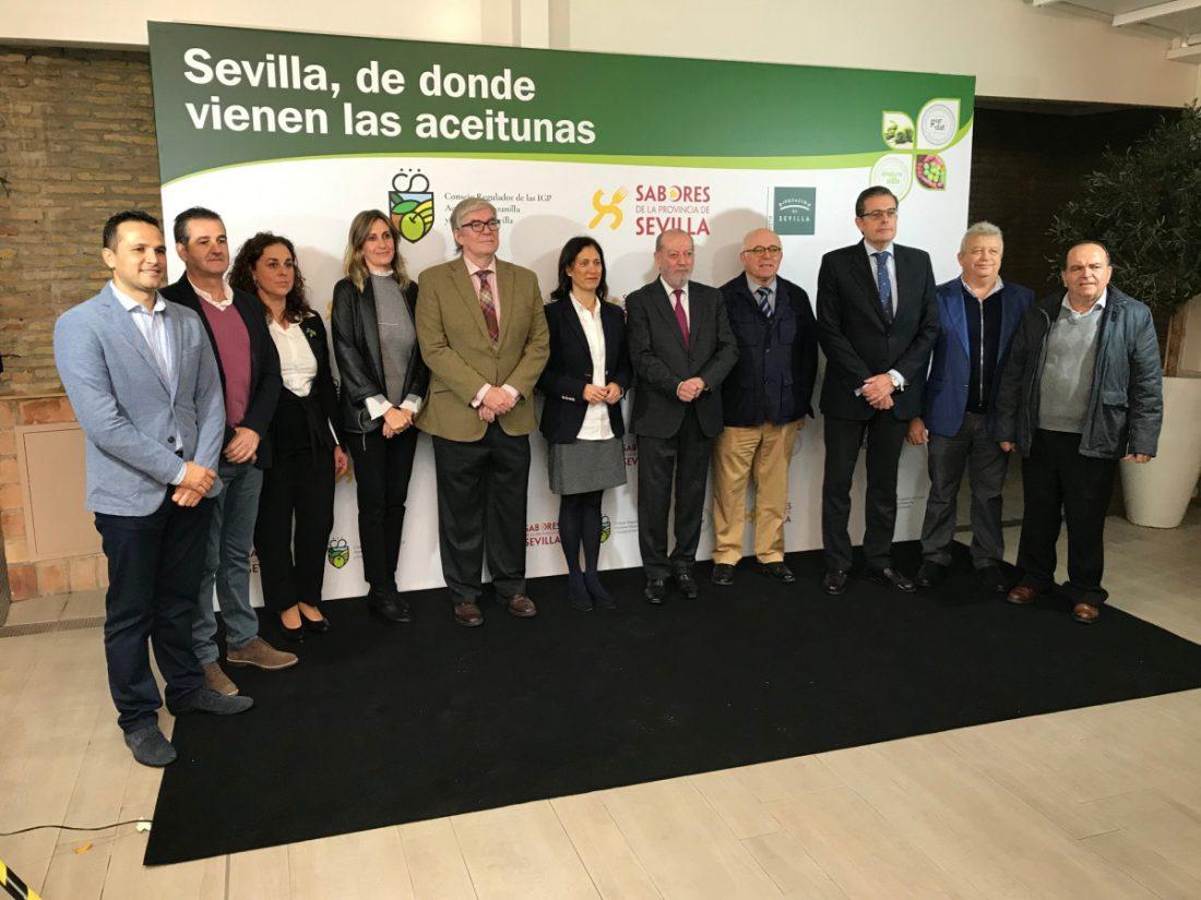 AionSur IGP-Aceitunas-3 Las IGP de las aceitunas Manzanilla y Gordal se presentan oficialmente Agricultura Economía  destacado