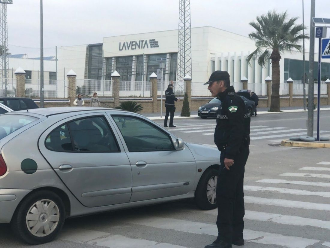 """AionSur IMG_0798-compressor-1 """"Las estadísticas de accidentes no son altas teniendo en cuenta que tenemos uno de los parques móviles más altos de España"""" Arahal destacado"""