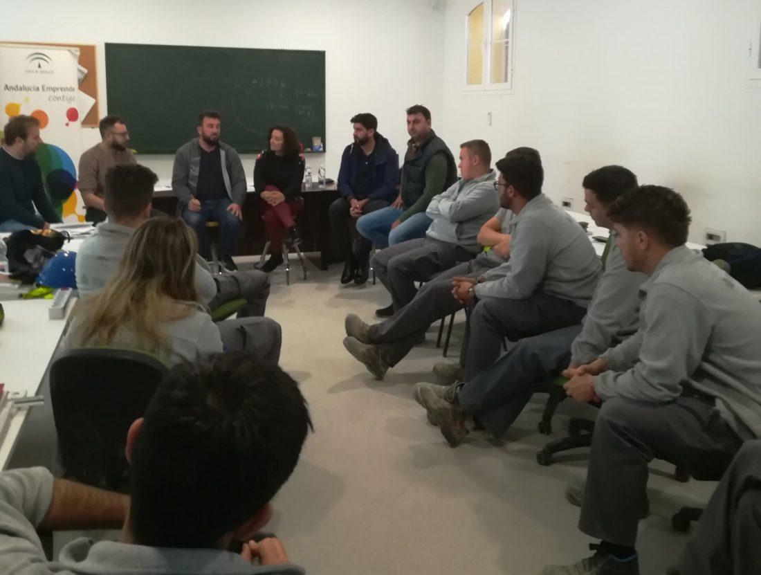 AionSur IMG_20191114_121027-compressor Herramientas y competencias para el alumnado de la Escuela Taller Arahal Formación y Empleo