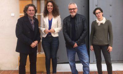 AionSur Javier-baron-400x240 Javier Barón preparará en su pueblo, Alcalá de Guadaíra, su nuevo espectáculo Alcalá de Guadaíra Cultura