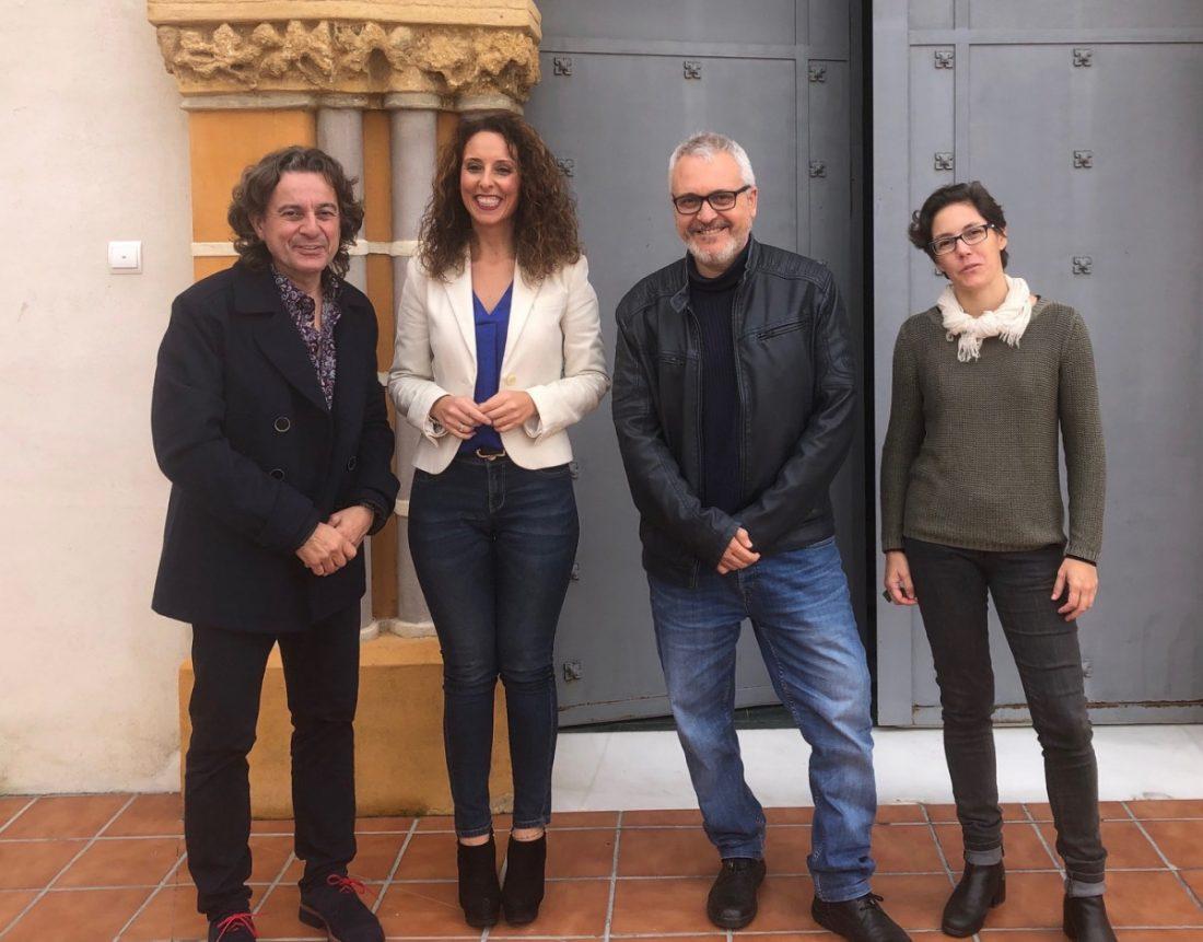 AionSur Javier-baron Javier Barón preparará en su pueblo, Alcalá de Guadaíra, su nuevo espectáculo Alcalá de Guadaíra Cultura