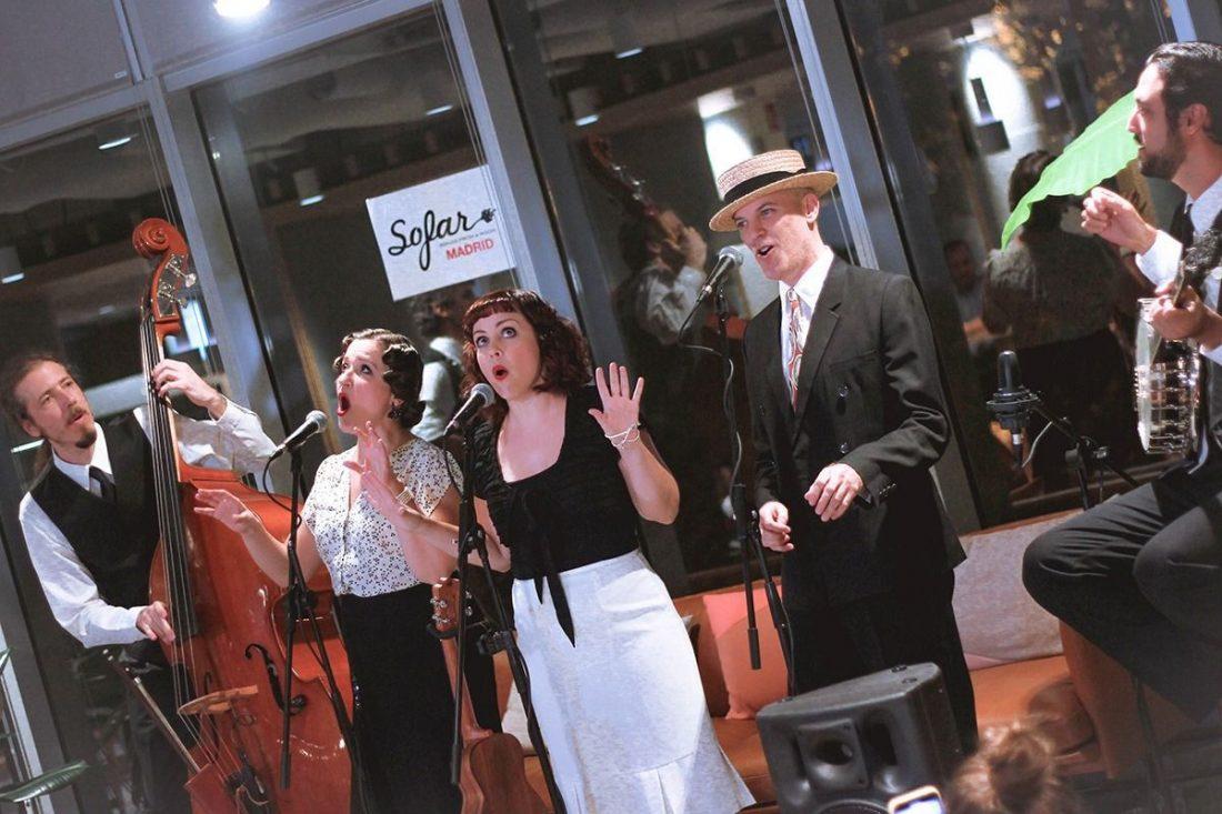 AionSur O-Sister-compressor Marchena apuesta de nuevo por el mejor jazz nacional e internacional Cultura Marchena Música destacado
