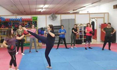 AionSur Taller-Marchena-2-1-400x240 En marcha el II Taller de Autoprotección para Mujeres de Marchena Marchena Sociedad