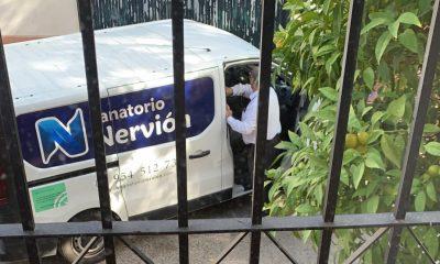 AionSur Tanatorio-400x240 Encuentran muerto al hijo de Mercedes, la mujer desaparecida y fallecida en Carmona Carmona Sucesos  destacado