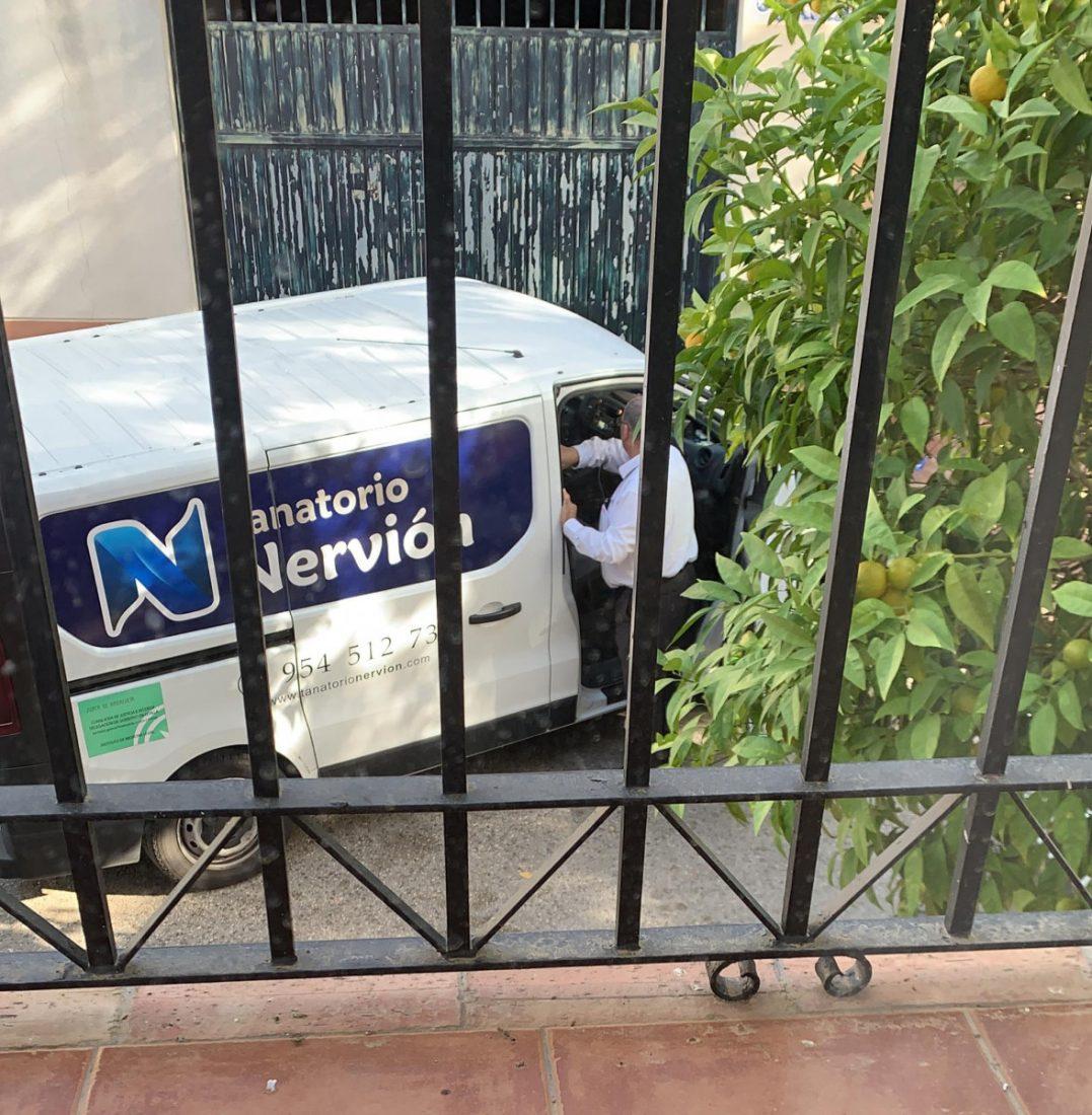 AionSur: Noticias de Sevilla, sus Comarcas y Andalucía Tanatorio Encuentran muerto al hijo de Mercedes, la mujer desaparecida y fallecida en Carmona Carmona Sucesos destacado