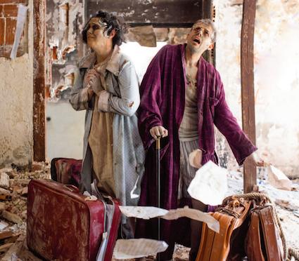 AionSur Teatro-Sevilla-1 Selu Nieto y Esther Alonso presentan en Sevilla 'Dolores (con las alas del amor salté la tapia)' Cultura Sevilla