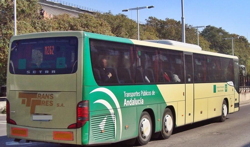 AionSur Transtres Convocada huelga en Transtres, que afectará a rutas de la Sierra Sur y Campiña de Sevilla Economía Provincia