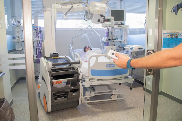 AionSur UCI-hospital Equipamiento electromédico de alto nivel para la UCI del Virgen del Rocío Salud Sevilla