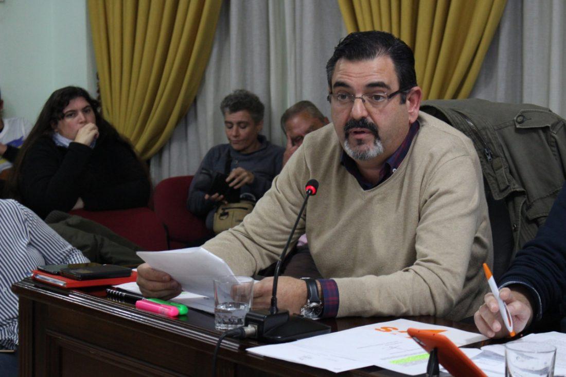 AionSur Vox-San-Juan-Portavoz El concejal de Vox en San Juan de Aznalfarache apoya la declaración contra la violencia machista Política Violencia Machista