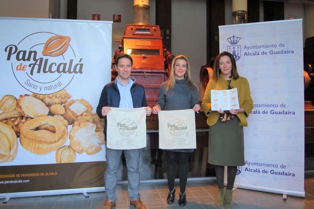 AionSur: Noticias de Sevilla, sus Comarcas y Andalucía alcala-talegas Alcalá recupera las tradicionales talegas de pan para eliminar las bolsas de plástico Alcalá de Guadaíra Sociedad